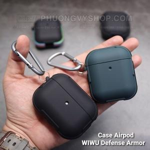 Hộp đựng tai nghe Airpod Pro WIWU